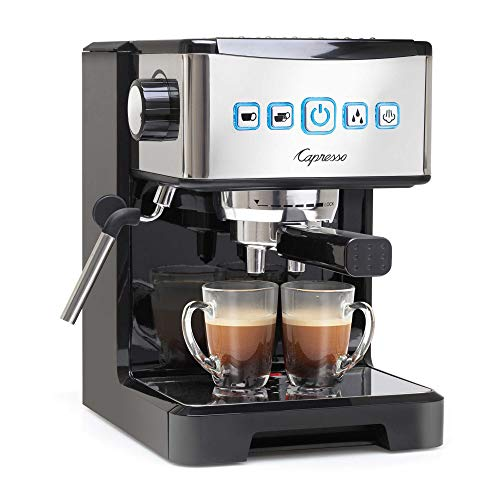 Capresso 124.01 Ultima Pro Programmable Pump Espresso Machine (Renewed)