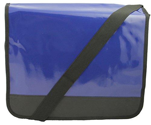 Funda Messenger clásico nbsp;Ancho Azul archivadores 2 para maletín XL Bag Espacio Plan qaX5SnxwE
