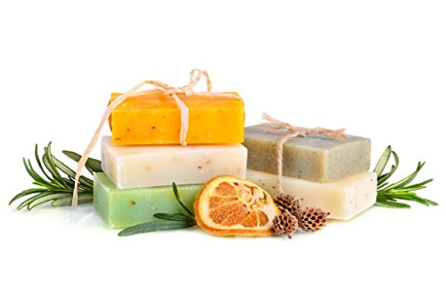 Melt and Pour Hand Made Soap Making Kit for Beginners Shea