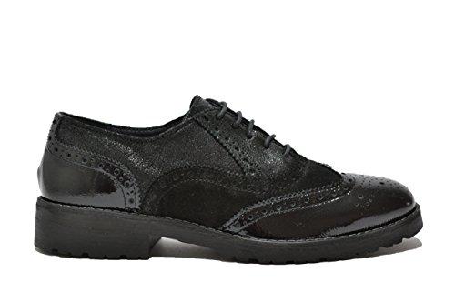 Igi&co Francesine scarpe donna nero 88084