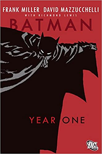 Batman Year One Book
