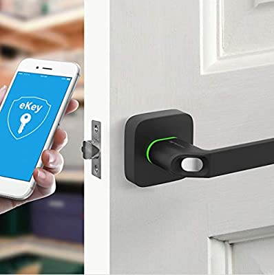 Amazon com: Ultraloq UL1 BT Bluetooth Enabled Fingerprint Smart Lock