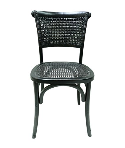 Churchill Dining Chair Antique Black