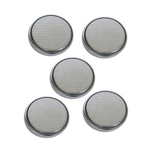 lithium button cell battery cr2450 5 pack import it all. Black Bedroom Furniture Sets. Home Design Ideas