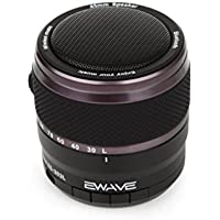 Ewave ES-303LB Bluetooth Portable Speaker with FM Radio (Black)