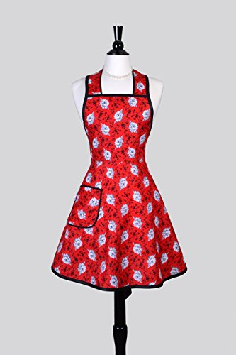 womans-retro-apron-in-red-black-and-white-floral-with-over-the-head-fitting-full-coverage-vintage-st