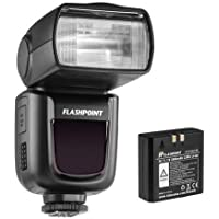 Flashpoint Zoom Li-on R2 TTL On-Camera Flash Speedlight For Nikon (V860II-N)