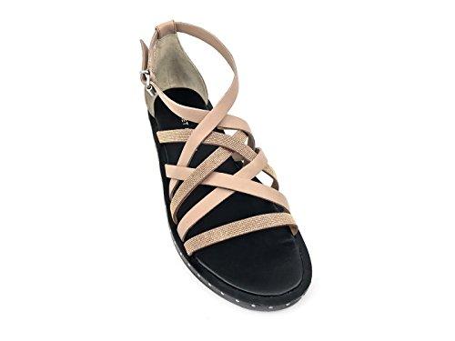 Mainapps Giava 41010 Sandalo Donna Cipria Janet Beige E nzCOq8wtYx