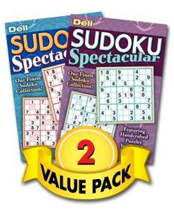 Sudoku Spectacular -2 Pack