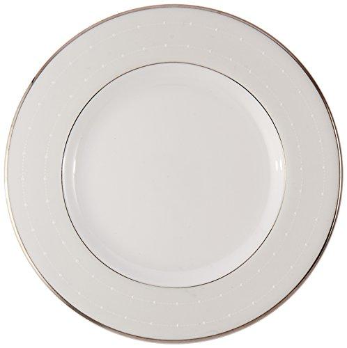 Royal Doulton Monique Lhuiller Etoile Platinum 6-1/4-inch Bread & Butter (Etoile Platinum Dinnerware)