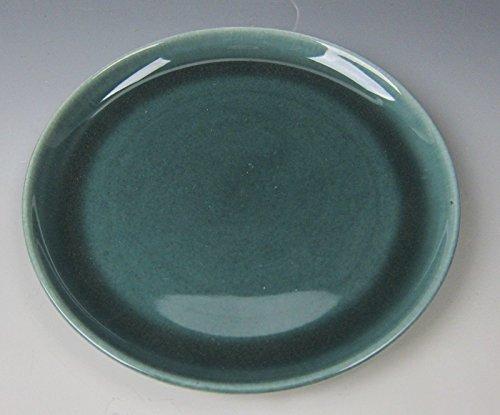 Steubenville/R. Wright China AMERICAN MODERN-SEAFOAM GREEN Bread&Butter Plate VG