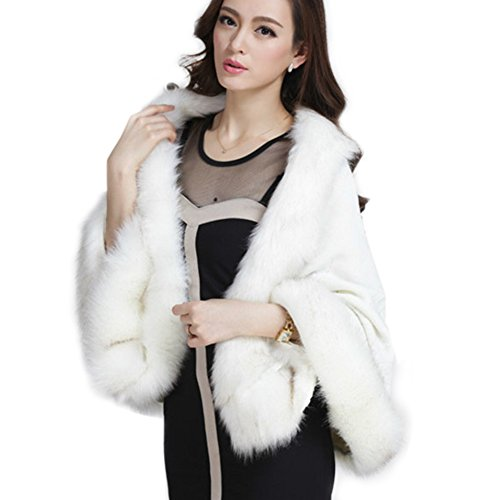 Fur Trim Jacket Coat - 8