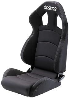 Amazon com: Sparco R100 Black/Black Seat: Automotive