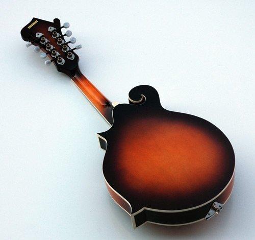 New Savannah Sf-100 Sunburst Spruce / Maple F Style Mandolin w/ Case by Savannah (Image #1)