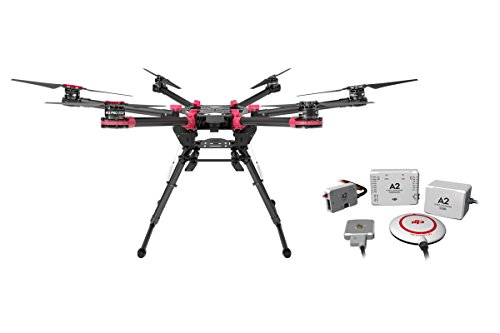 DJI Spreading Wings S900 Professional Hexacopter with DJI A2 Flight...