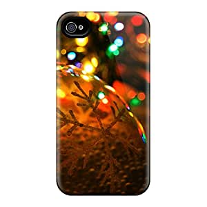 Hot Tpye Chirstmas Night Case Cover For Iphone 4/4s