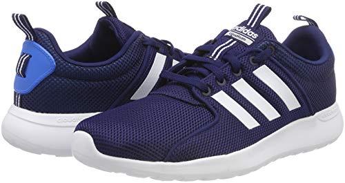 bleu Cf Chaussures Blanc Bleu Vif Lite Gymnastique Adidas Racer Pour De Fonc Homme qd8vnCwtx