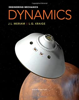 amazon com engineering mechanics dynamics 9781118885840 james l rh amazon com meriam dynamics solution manual 7th edition pdf engineering mechanics dynamics meriam solution manual 7th