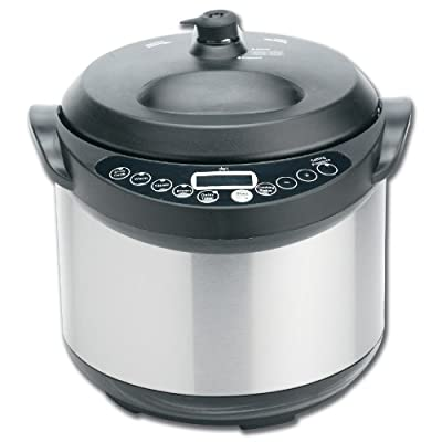 Deni 9735 Easy View Electric Pressure Cooker, 4.2-Quart from Petra (Drop Ship)