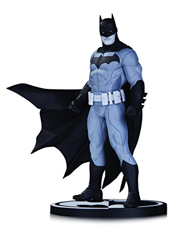 DC Collectibles Batman Fabok Statue by Jason, Black/White