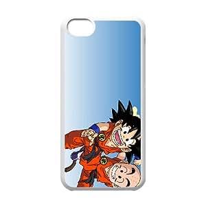 iPhone 5c Cell Phone Case White Dragon Ball (change) 013 KI5921068