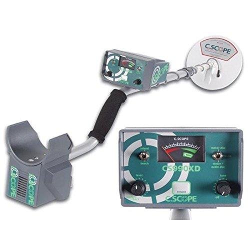 Velleman Metalldetektor Pro C. Scope cs990x D