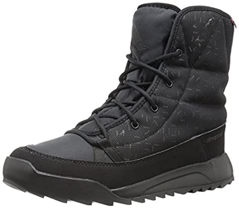 adidas Outdoor Women's Cw Choleah Insulated CP Snow Boot, Black/Reflective/Black, 10 M US