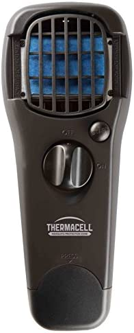 Thermacell MR-LJ Portable Mosquito Repeller, Black