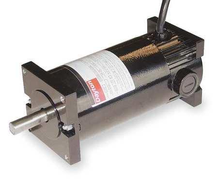 DC Motor, PM, TENV, 1/6 HP, 1800 rpm, ()
