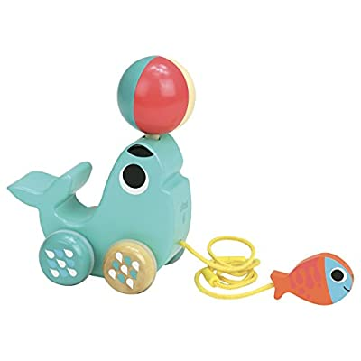 Vilac Sea Lion Pull Toy : Baby