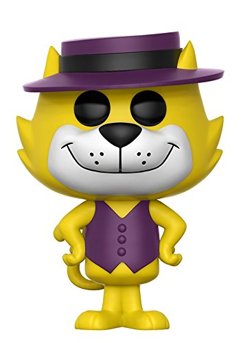 Funko Pop Animation: Hanna Barbera-Top Cat (Styles May Vary) Collectible Figure
