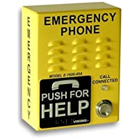 Viking Electronics - HANDSFREE EMERGENCY PHONE ADA COMPLIANT