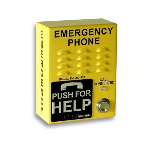 Viking Electronics - HANDSFREE EMERGENCY PHONE ADA COMPLIANT