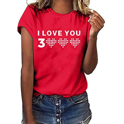 (✨Londony Dad I Love You 3085 Iron-Man Avengerss T-Shirt Fathers Mothers Day Summer Fashion Casual Men Tops Blouse)
