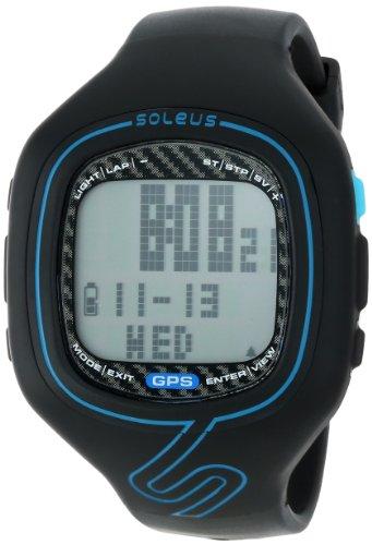 Soleus Men's SG102040 GPS Vibe Watch
