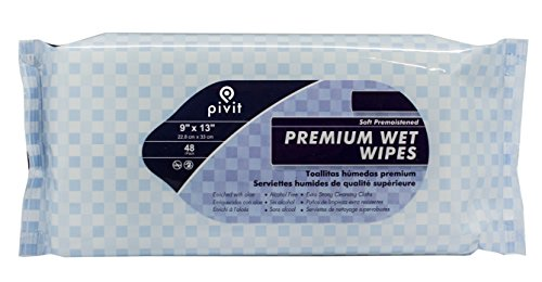 Pivit Personal Cleansing Wipes | 9