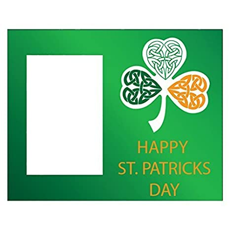 Amazoncom Victorystore Gift Frame Stpatricks Day Picture Frame