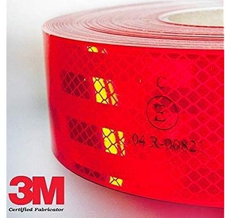 3 M?-homologada catadióptrico adhesivo 3 m? Diamond Grade 983 por ...