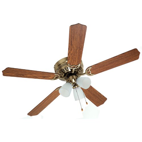 BOSTON HARBOR CF-78049L Hugger Ceiling Fan 3 Light