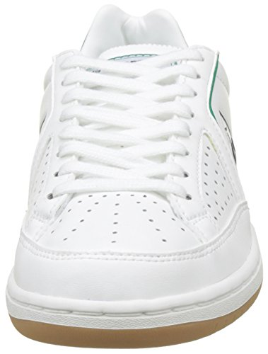 Le Blanc Mixte Cl White Gum Optical Sportif Icons Coq Sport Basses Adulte Ver Baskets Lea wqvawpr
