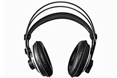 Akg 2015 Newest Model M220 Pro Stylist Professional Large Diaphragm Dj Semi-open High Definition Over-ear Studio Headphones