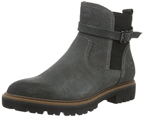 MARCO TOZZI premio WoMen 25440 Ankle Boots Grey (Grey Antic 212)