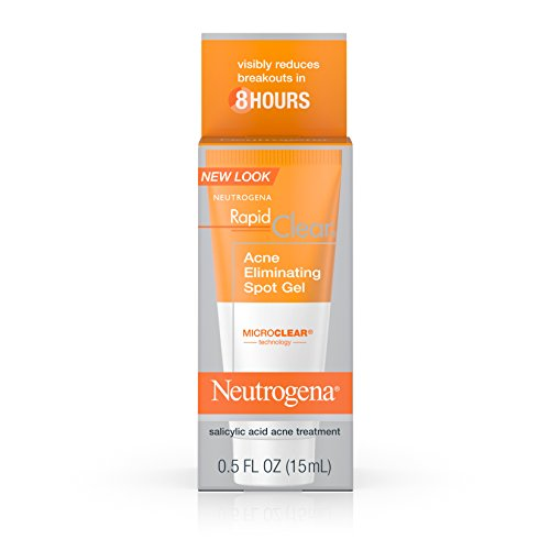 Neutrogena Rapid Clear Acne Eliminating Spot Gel to visibly reduce breakouts