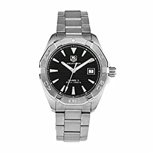 Tag Heuer Aquaracer swiss-automatic mens Watch WAY2110.BA0928 (Certified Pre-owned)