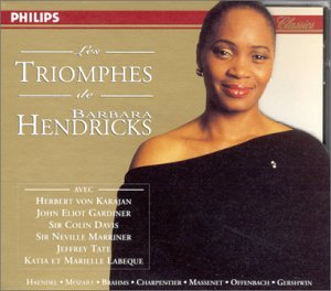 "Afficher ""Les triomphes de Barbara Hendricks"""