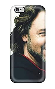 3418770K66599662 Perfect Tpu Case For Iphone 6 Plus/ Anti-scratch Protector Case (russell Crowe)