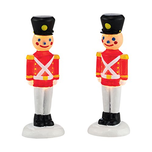 - Department 56 Accessories for Villages Lit Soldiers Yard Decor Figurine