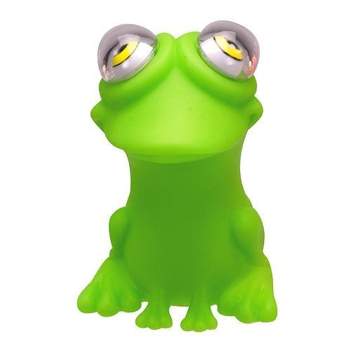 Frog Squeeze Toy (Poppin Peepers Frog)