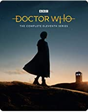 Save on Doctor Who - The Complete Series 11 [Steelbook] [Amazon.co.uk Exclusive] [Blu-ray] [2018] and more
