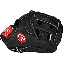 Constructed from Rawlings' world-renowned Heart of the Hide steer hide leather, Heart of the Hide gloves feature the game-day patterns of the top Rawlings Advisory Staff players. This high quality glove features durable pro-grade leather lace...